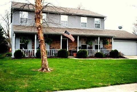 3063 Sable Ridge Place, Greenwood, IN 46142 (MLS #21560078) :: Heard Real Estate Team