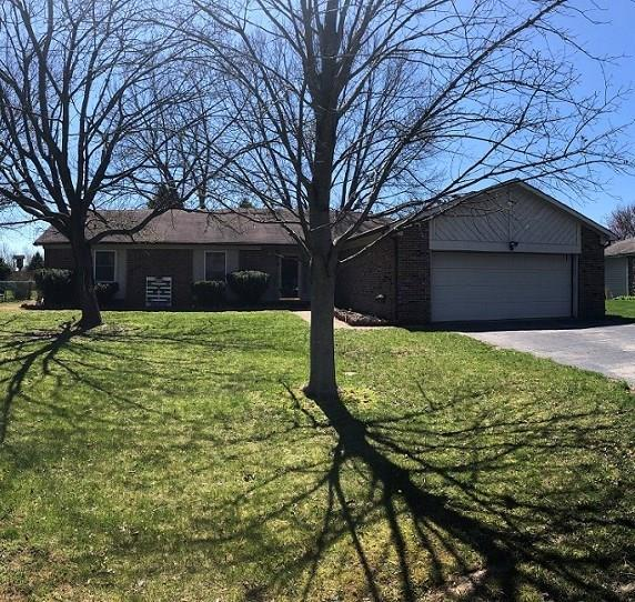 103 Aspen Way, Noblesville, IN 46062 (MLS #21560085) :: The Indy Property Source