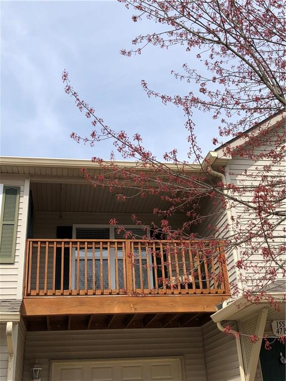 478 Creekwood Drive #156, Avon, IN 46123 (MLS #21560390) :: The Indy Property Source