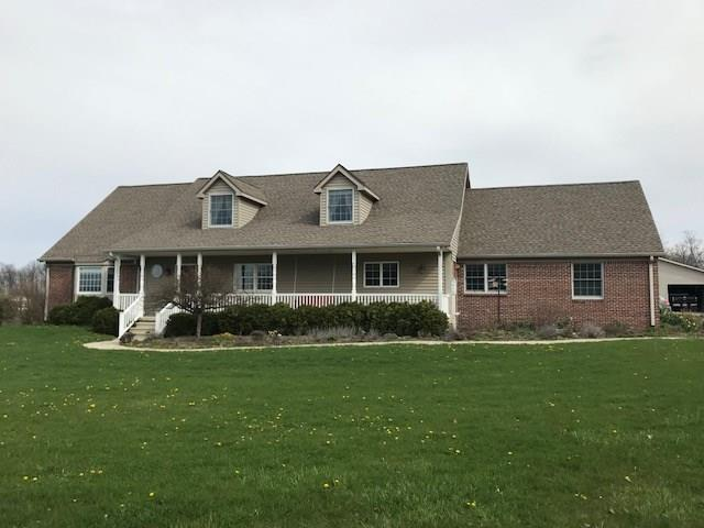 4156 W 650 N, Crawfordsville, IN 47933 (MLS #21560472) :: RE/MAX Ability Plus