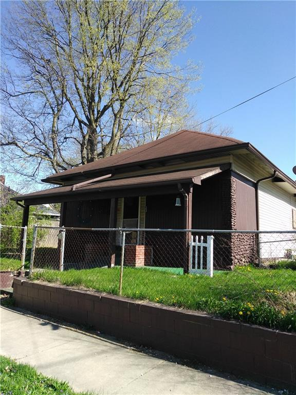 3049 Newton Avenue, Indianapolis, IN 46201 (MLS #21562645) :: The ORR Home Selling Team
