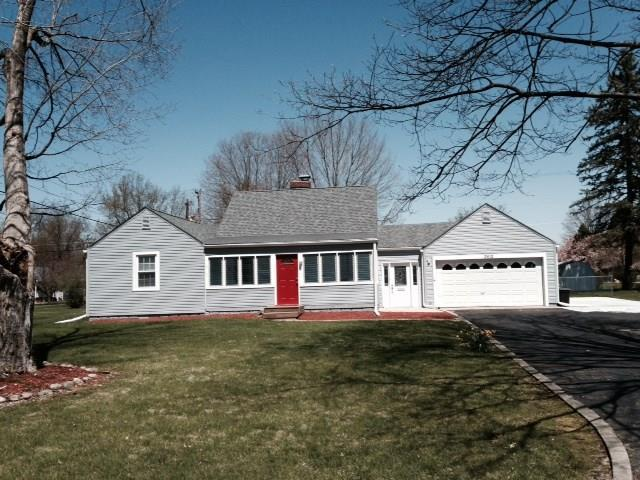 3612 Manor Road, Anderson, IN 46011 (MLS #21563077) :: RE/MAX Ability Plus