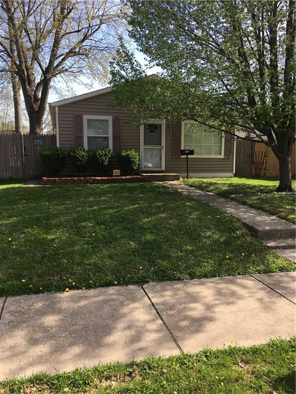1435 E Castle Avenue, Indianapolis, IN 46227 (MLS #21563388) :: Indy Plus Realty Group- Keller Williams