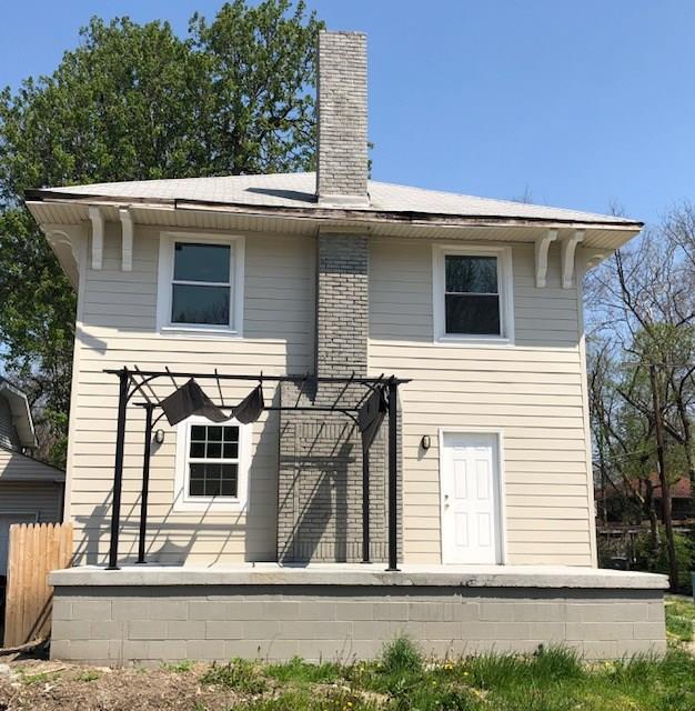 952 E 34TH Street, Indianapolis, IN 46205 (MLS #21563461) :: RE/MAX Ability Plus
