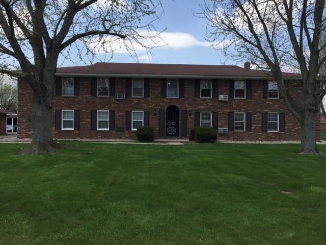 4415-4425 Columbus Avenue, Anderson, IN 46013 (MLS #21563813) :: The ORR Home Selling Team