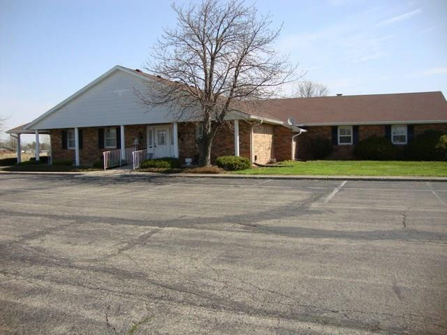 3038 E Us Hwy 36 Street, New Castle, IN 47362 (MLS #21563848) :: Indy Plus Realty Group- Keller Williams
