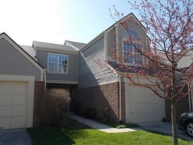9520 Aberdare Drive #0, Indianapolis, IN 46250 (MLS #21564210) :: The Evelo Team