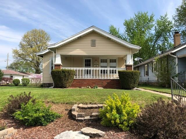 5206 W 14TH Street, Speedway, IN 46224 (MLS #21564340) :: Mike Price Realty Team - RE/MAX Centerstone