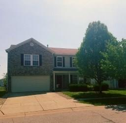 2113 Olympia Drive, Franklin, IN 46131 (MLS #21565856) :: The Evelo Team