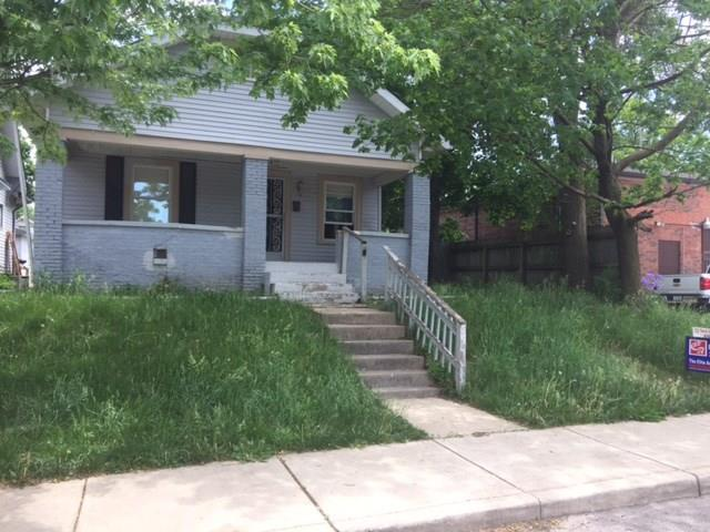 509 N Linwood Avenue, Indianapolis, IN 46201 (MLS #21566152) :: Indy Plus Realty Group- Keller Williams
