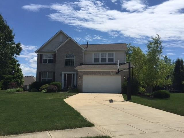 1933 Wayfield Drive, Avon, IN 46123 (MLS #21566661) :: The ORR Home Selling Team