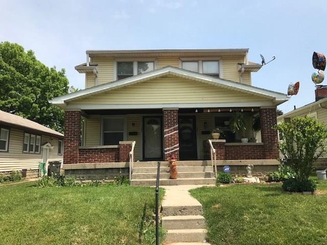 825 N Bradley Avenue, Indianapolis, IN 46201 (MLS #21567157) :: RE/MAX Ability Plus
