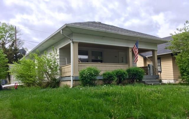 325 W Harvard Place, Indianapolis, IN 46208 (MLS #21567426) :: Indy Scene Real Estate Team