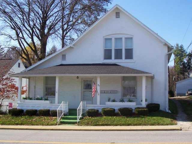 54 S Cross Street, Danville, IN 46122 (MLS #21567493) :: FC Tucker Company