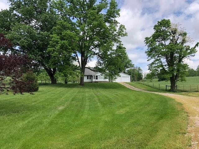 2827 Truesdel Road, Gosport, IN 47433 (MLS #21567514) :: FC Tucker Company
