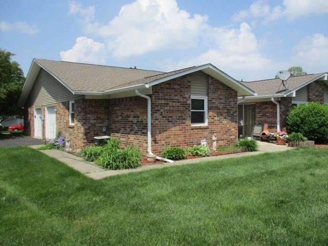 3411 Winchester Drive, Indianapolis, IN 46227 (MLS #21568125) :: RE/MAX Ability Plus