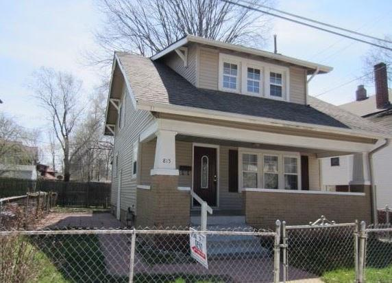 815 E 40TH Street, Indianapolis, IN 46205 (MLS #21569579) :: Indy Plus Realty Group- Keller Williams