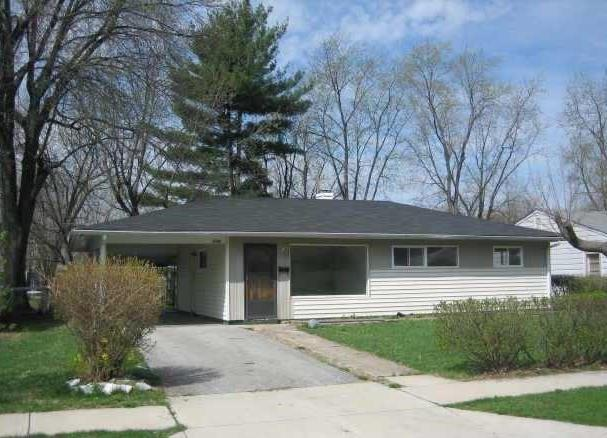 4908 Karen Drive, Indianapolis, IN 46226 (MLS #21569583) :: The Evelo Team