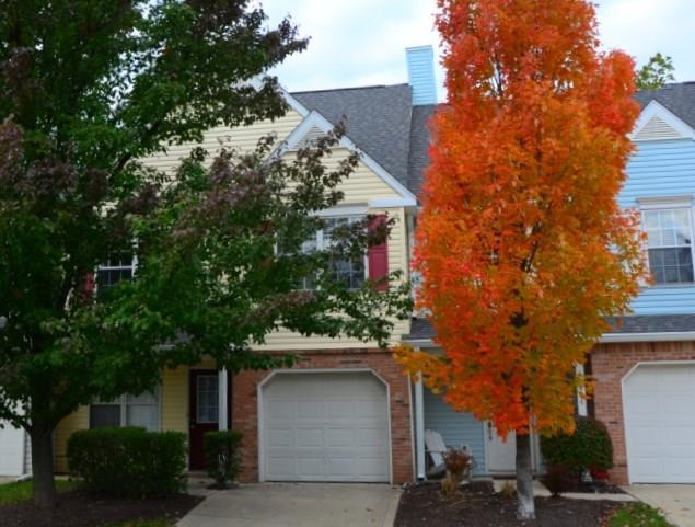 12702 Brewton Street, Fishers, IN 46038 (MLS #21569929) :: Indy Scene Real Estate Team