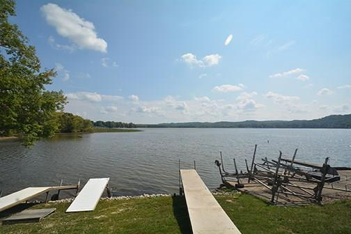 8050 N Lakewood Drive, Unionville, IN 47468 (MLS #21571265) :: Mike Price Realty Team - RE/MAX Centerstone