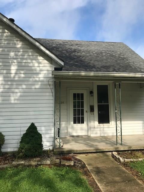 334 Elm Street, Hope, IN 47246 (MLS #21571379) :: Indy Scene Real Estate Team