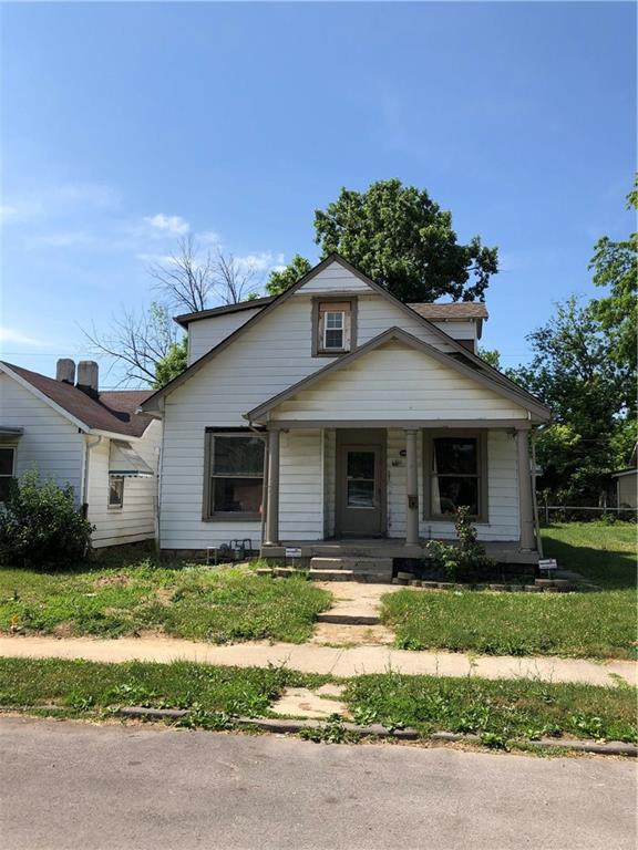 1911 E Maryland Street, Indianapolis, IN 46201 (MLS #21572048) :: The Evelo Team