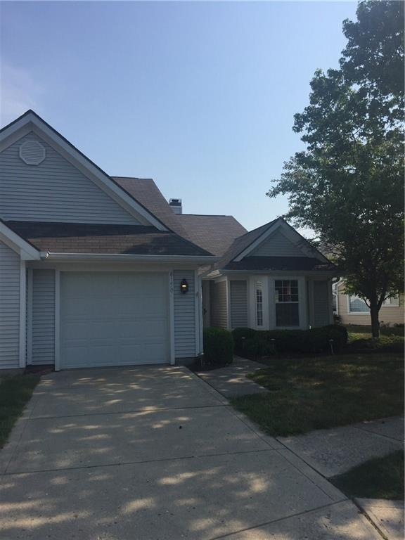 8150 Cape Drive N, Indianapolis, IN 46256 (MLS #21572683) :: Indy Scene Real Estate Team