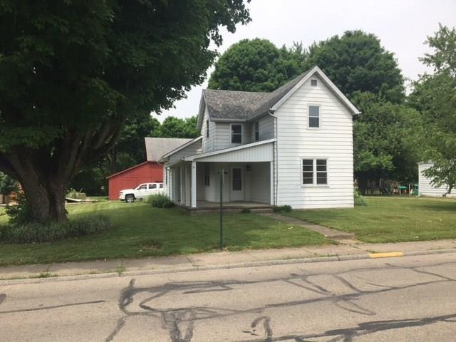 547 N 8th Street, Middletown, IN 47356 (MLS #21572926) :: The ORR Home Selling Team