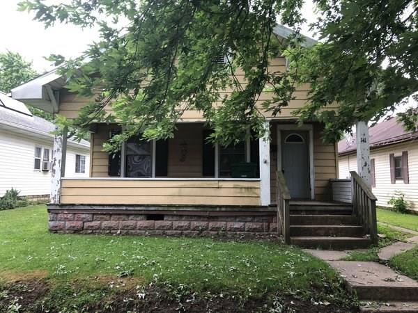 1410 S 21ST Street, New Castle, IN 47362 (MLS #21573220) :: HergGroup Indianapolis