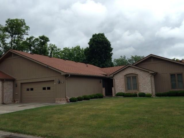 306 Hillpoint Lane, Anderson, IN 46011 (MLS #21573867) :: Indy Scene Real Estate Team