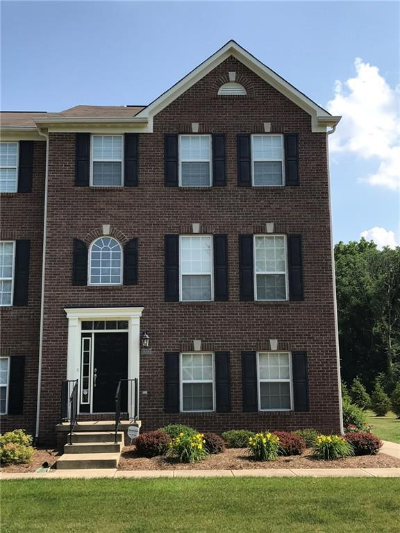 9006 Mercer Drive, Fishers, IN 46038 (MLS #21574797) :: The Indy Property Source