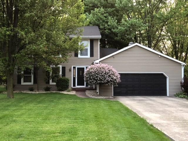 615 Tanglewood Drive, Noblesville, IN 46060 (MLS #21574876) :: The Indy Property Source