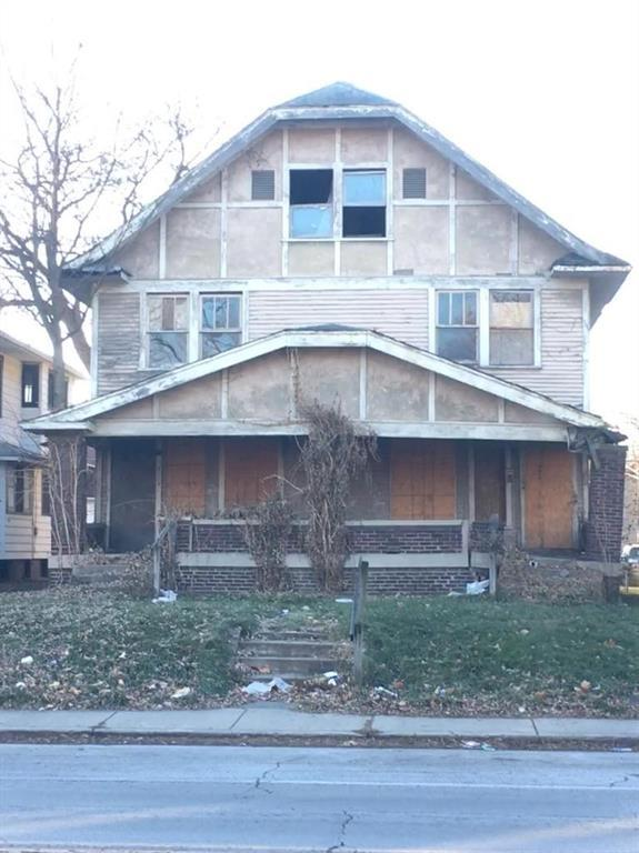 3118 N College Avenue, Indianapolis, IN 46205 (MLS #21576583) :: AR/haus Group Realty