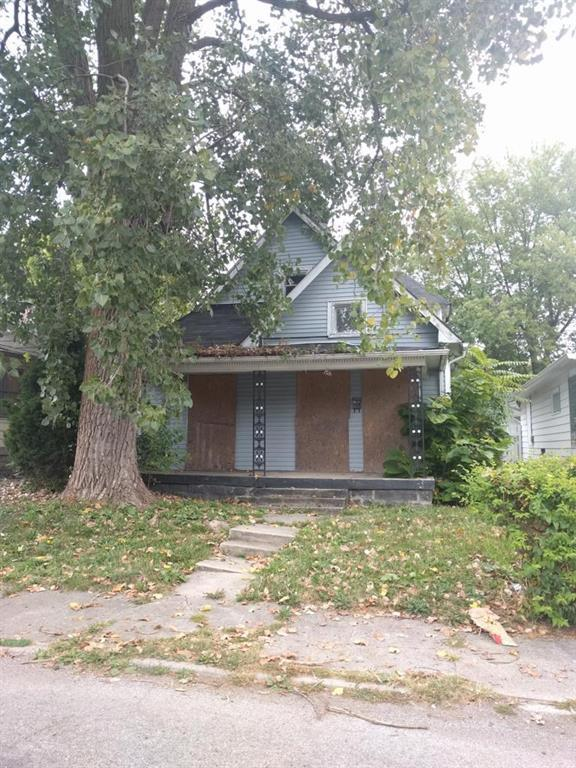 1315 N Grant Avenue, Indianapolis, IN 46201 (MLS #21577341) :: Mike Price Realty Team - RE/MAX Centerstone