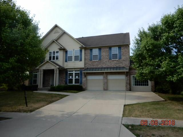 11027 Harness Way, Indianapolis, IN 46239 (MLS #21577360) :: Indy Plus Realty Group- Keller Williams