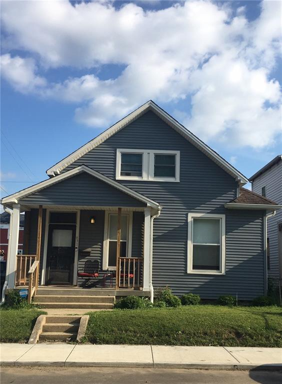 631 Parkway Avenue, Indianapolis, IN 46203 (MLS #21577786) :: The Evelo Team