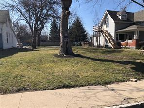 2128 Bellefontaine Street, Indianapolis, IN 46202 (MLS #21578545) :: FC Tucker Company