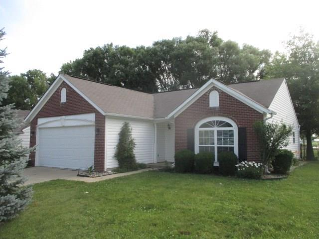 539 Paddlebrook Drive, Danville, IN 46122 (MLS #21579018) :: The ORR Home Selling Team