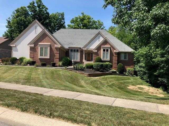 8244 Twin Pointe Circle, Indianapolis, IN 46236 (MLS #21579944) :: Richwine Elite Group