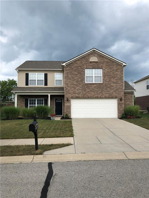 11876 Geyser Court, Fishers, IN 46038 (MLS #21581942) :: HergGroup Indianapolis