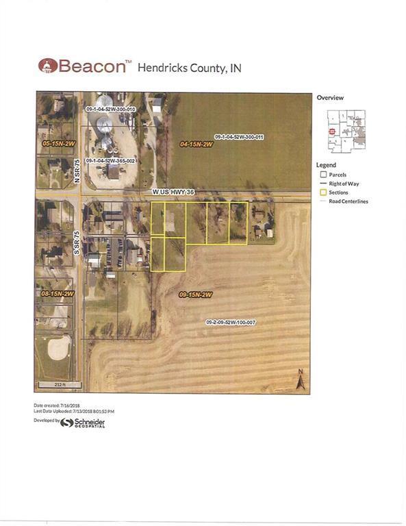 6949 W Us Highway 36 Highway, Danville, IN 46122 (MLS #21582026) :: The Indy Property Source