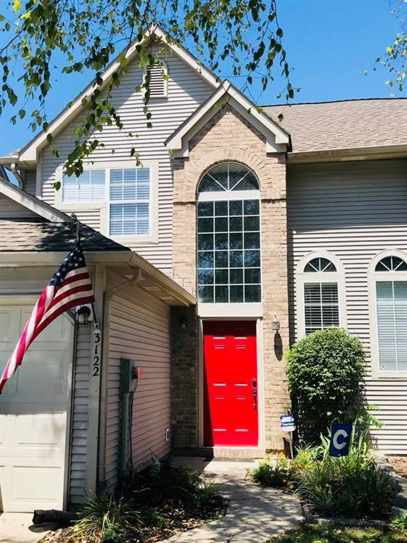 3122 Oceanline Drive, Indianapolis, IN 46214 (MLS #21582394) :: Mike Price Realty Team - RE/MAX Centerstone