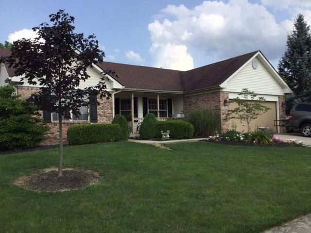 1251 Magnolia Drive, Greenfield, IN 46140 (MLS #21582487) :: Indy Plus Realty Group- Keller Williams