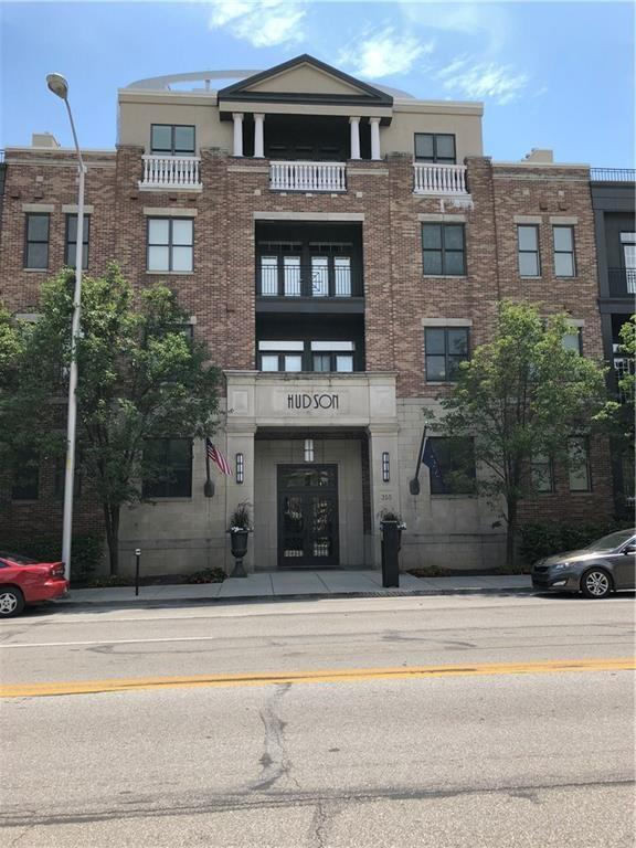 355 E Ohio Street #324, Indianapolis, IN 46204 (MLS #21587125) :: The ORR Home Selling Team