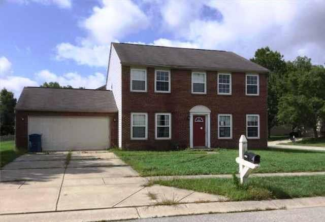 6624 Long Run Drive, Indianapolis, IN 46268 (MLS #21589782) :: The Evelo Team