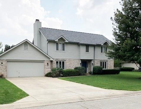 3815 Eastern Drive, Anderson, IN 46012 (MLS #21591010) :: Mike Price Realty Team - RE/MAX Centerstone
