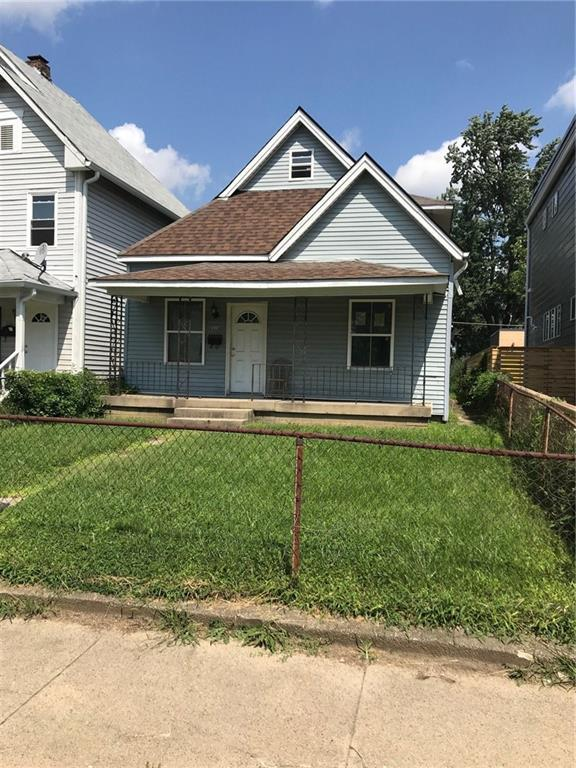 2118 Woodlawn Avenue, Indianapolis, IN 46203 (MLS #21592598) :: Mike Price Realty Team - RE/MAX Centerstone