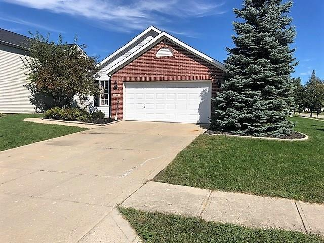 342 E Clear Lake Lane, Westfield, IN 46074 (MLS #21593455) :: HergGroup Indianapolis