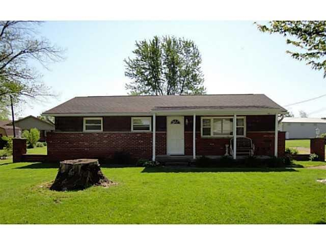 551 N Maple Street, Pittsboro, IN 46167 (MLS #21593557) :: The Indy Property Source