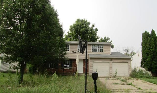 10310 Starhaven Court, Indianapolis, IN 46229 (MLS #21595100) :: The Evelo Team